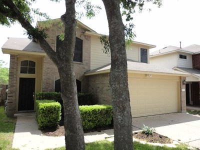 Pflugerville Rental For Rent: 1177 Miss Kimberlys Ln