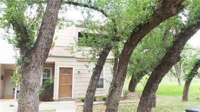 Wimberley Condo/Townhouse For Sale: 33 Marina Cir
