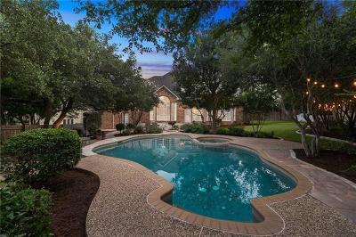 Austin Single Family Home Pending - Taking Backups: 11400 Lafitte Ln