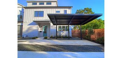 Single Family Home For Sale: 1201 W 39th 1/2 St #B