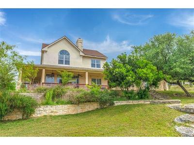 Dripping Springs Single Family Home Active Contingent: 207 Misty Slope Ln