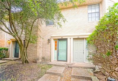 Austin Condo/Townhouse Pending - Taking Backups: 8400 Jamestown Dr #414