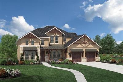 Leander Single Family Home For Sale: 1509 Da Vinci Trail