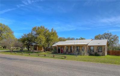 Horseshoe Bay Single Family Home For Sale: 2906 Oak Ridge Dr
