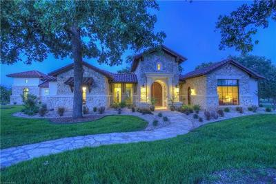 Spicewood Single Family Home For Sale: 501 W Trail
