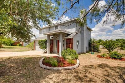 Hutto Single Family Home For Sale: 117 Willow Dr