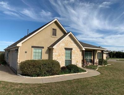 Bastrop Single Family Home For Sale: 103 Guerrero Dr