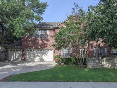 Cedar Park Single Family Home Pending - Taking Backups: 101 S Prize Oaks Dr