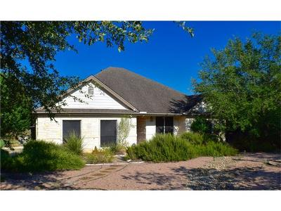 Dripping Springs Single Family Home For Sale: 1021 Westland Ridge Rd
