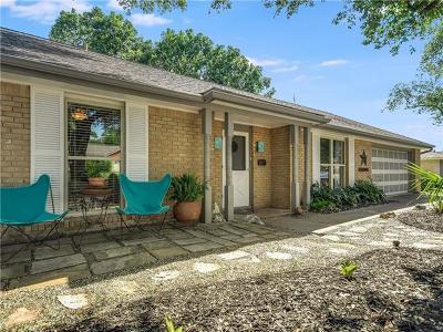 Austin Single Family Home Pending - Taking Backups: 2607 Pinewood Ter