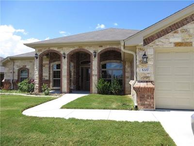 Killeen Single Family Home For Sale: 5207 Heredity Ln