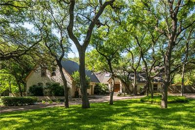 Round Rock Single Family Home Pending - Taking Backups: 7 Red Bud Trl