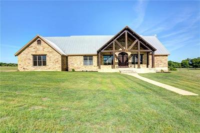 Smithville TX Single Family Home For Sale: $799,000