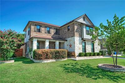 Pflugerville Single Family Home For Sale: 18805 Pencil Cactus Dr