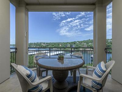 Austin, Lakeway Condo/Townhouse For Sale: 316 Marina Village Cv #316