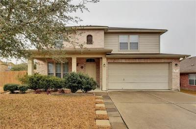 Hays County Single Family Home For Sale: 111 Stone Crest Blvd