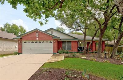 Hays County, Travis County, Williamson County Single Family Home Pending - Taking Backups: 9507 Tea Rose Trl