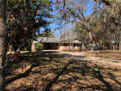Hays County, Travis County, Williamson County Single Family Home Pending - Taking Backups: 9110 Chisholm Ln