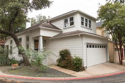 Hays County, Travis County, Williamson County Single Family Home For Sale: 1011 Brodie St #27