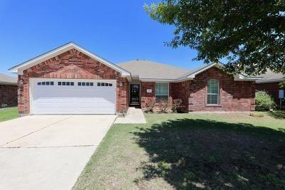 Kyle Single Family Home For Sale: 165 Moonlight Pl