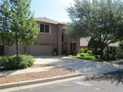 Single Family Home For Sale: 4616 Tello Path