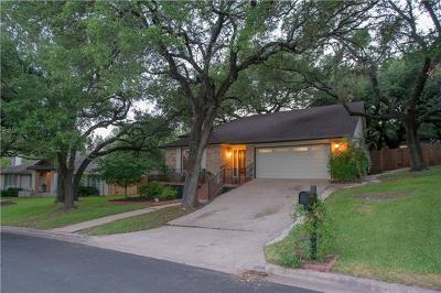 Single Family Home For Sale: 1604 Shannon Oaks Trl