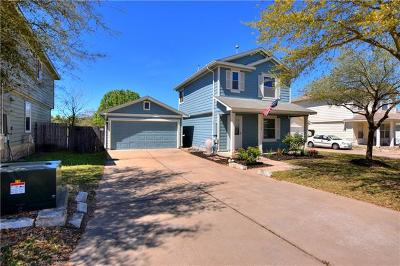 Manor Single Family Home For Sale: 12324 Briarcreek Loop