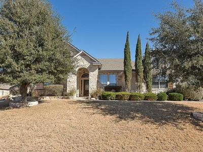 Leander Single Family Home For Sale: 2406 Pawnee
