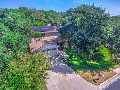 Hays County, Travis County, Williamson County Single Family Home For Sale: 6714 Lost Vly