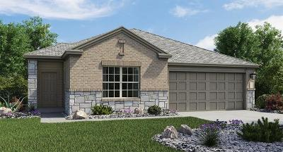 Buda TX Single Family Home For Sale: $278,515