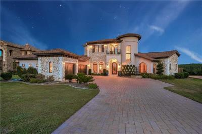 Austin Single Family Home For Sale: 12625 Monte Castillo Pkwy