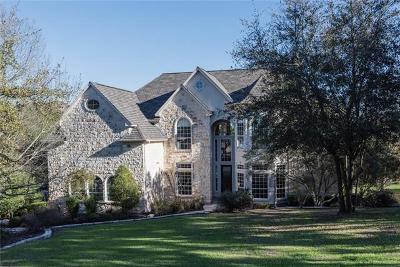 Austin Single Family Home For Sale: 9807 Westminster Glen Ave