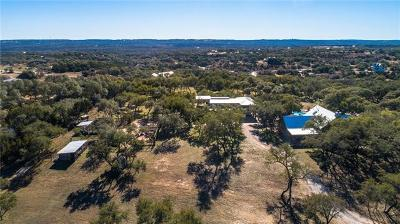 Dripping Springs Farm For Sale: 11391 Bonham Ranch Rd