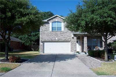 Single Family Home For Sale: 103 Bluebonnet Trl