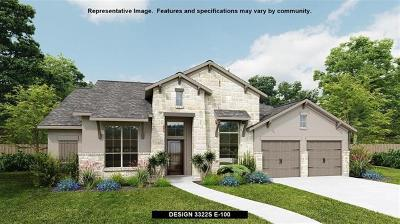 Travis County Single Family Home For Sale: 18504 Dewitt Pl