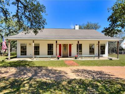 Wimberley Single Family Home Pending - Taking Backups: 101 Sendero Arbolado