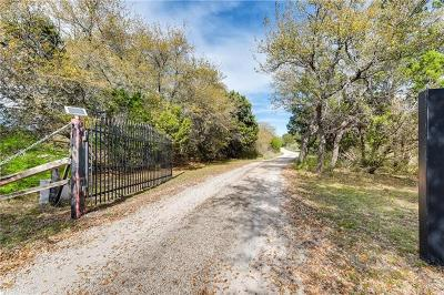 Leander Farm For Sale: 701 High Lonesome Trl