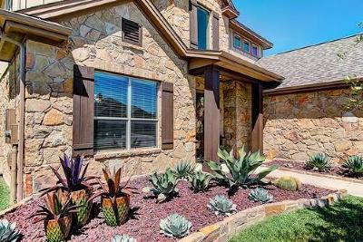 Cedar Park Single Family Home For Sale: 1711 Camino Alemeda