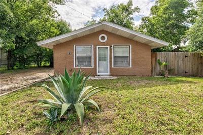 San Marcos Single Family Home For Sale: 410 Mill St