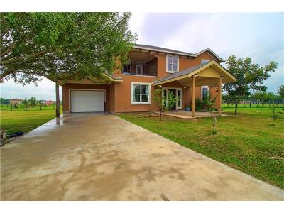 Bastrop County Single Family Home For Sale: 179 Stork Rd