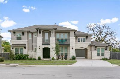 Round Rock Single Family Home For Sale: 100 Nautical Cir