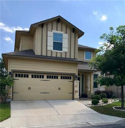 Austin Single Family Home For Sale: 10905 Minter Ct