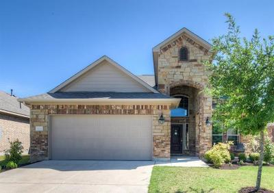 Pflugerville Single Family Home For Sale: 3132 Honey Peach Way