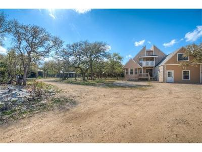 Leander Single Family Home Pending - Taking Backups: 210 Private Road 911