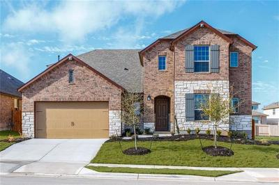 Kyle Single Family Home For Sale: 886 Nautical Loop