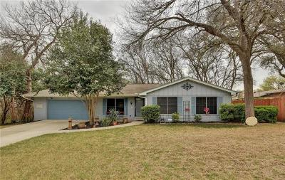 Austin Single Family Home For Sale: 7007 Northeast Dr