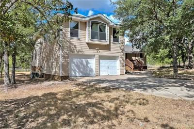 Del Valle Single Family Home For Sale: 349 Forest Lake Dr