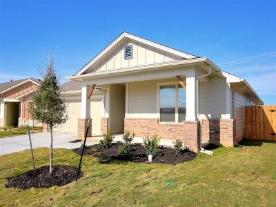 Buda Single Family Home For Sale: 225 Bridgestone Way