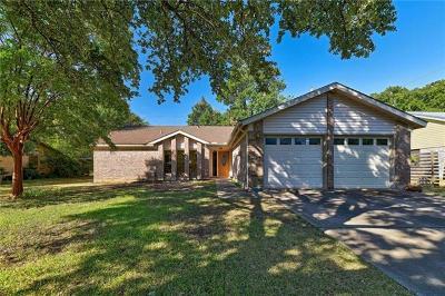 Austin Single Family Home For Sale: 3907 Burr Oak Ln