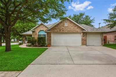 Cedar Park Single Family Home For Sale: 1511 Pagedale Dr